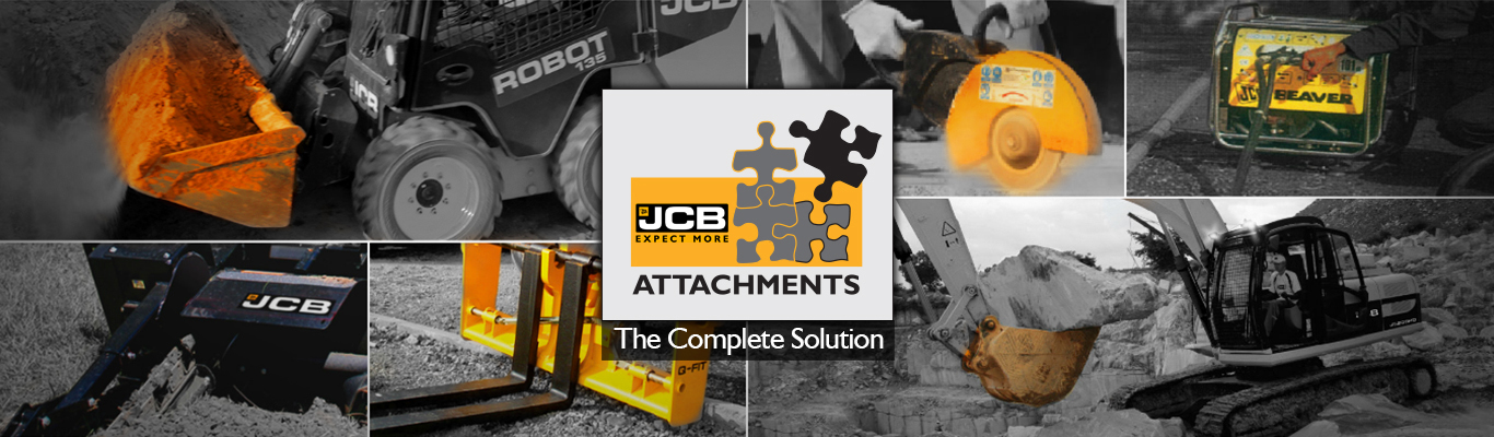 JCB Attachments Dehradun