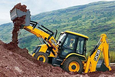 JCB Backhoe Loaders Dehradun