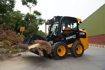 JCB Skid Steer Loaders Dehradun