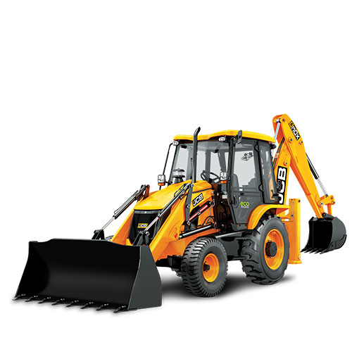 Backhoe Loaders : 2DX,3DX and 4DX
