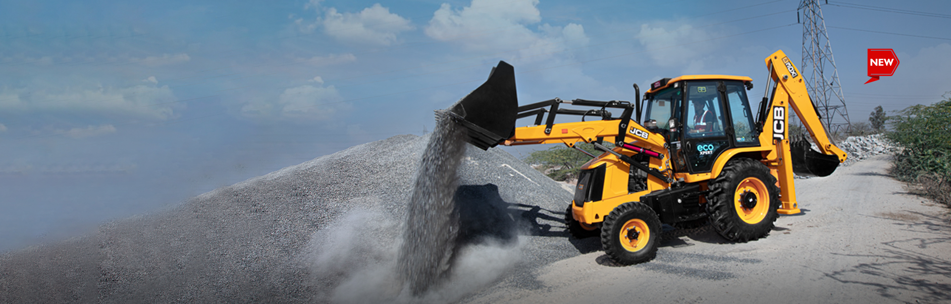 JCB 3DX PLUS Dehradun